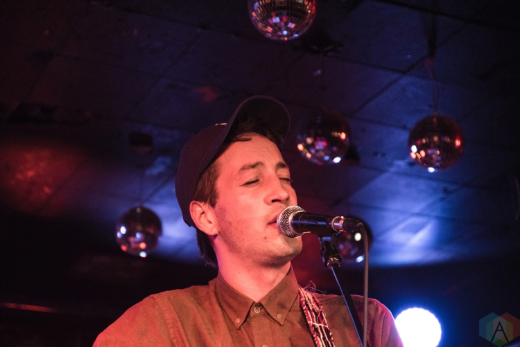TORONTO, ON - MARCH 06: Marlon Williams performs at Horseshoe Tavern in Toronto on March 06, 2018. (Photo: Morgan Hotston/Aesthetic Magazine)