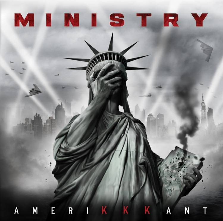 Ministry released their newest album, Amerikkkant, on March 9th, 2018 via Nuclear Blast.