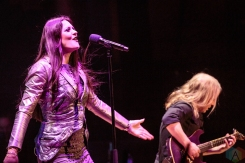 TORONTO, ON - MARCH 21: Nightwish performs at Massey Hall in Toronto on March 21, 2018. (Photo: David McDonald/Aesthetic Magazine)
