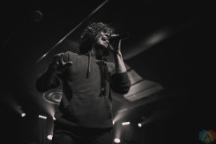SACRAMENTO, CA - MARCH 03: Nothing More performs at Ace of Spades in Sacramento, California on March 03, 2018. (Photo: Kyle Simmons/Aesthetic Magazine)