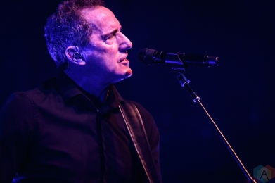 TORONTO, ON - MARCH 12: OMD performs at Danforth Music Hall in Toronto on March 12, 2018. (Photo: David McDonald/Aesthetic Magazine)