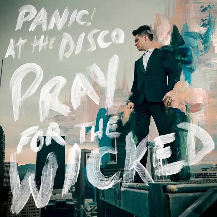 Image result for pray for the wicked album