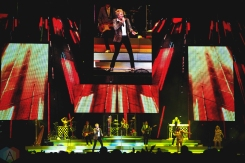 TORONTO, ON - MARCH 22: Rod Stewart performs at Air Canada Centre in Toronto on March 22, 2018. (Photo: Adam Harrison/Aesthetic Magazine)