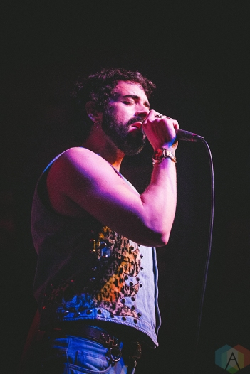 SEATTLE, WA - MARCH 29: SSION performs at The Showbox in Seattle on March 29, 2018. (Photo: Daniel Hager/Aesthetic Magazine)
