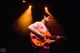 TORONTO, ON - MARCH 30: Standing On The Corner performs at Danforth Music Hall in Toronto on March 30, 2018. (Photo: Katrina Lat/Aesthetic Magazine)