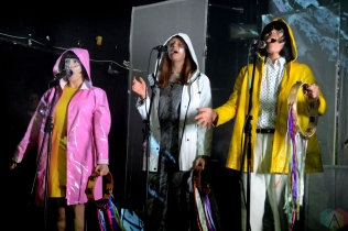 TORONTO, ON - MARCH 30: Superorganism performs at The Mod Club in Toronto on March 30, 2018. (Photo: Patrick Bales/Aesthetic Magazine)