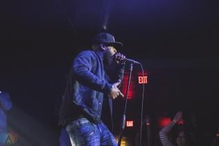 RICHMOND, VA - MARCH 28: Talib Kweli performs at The Broadberry in Richmond, VA on March 28, 2018. (Photo: Ashley Travis/Aesthetic Magazine)