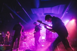 SACRAMENTO, CA - MARCH 03: The Contortionist performs at Ace of Spades in Sacramento, California on March 03, 2018. (Photo: Kyle Simmons/Aesthetic Magazine)