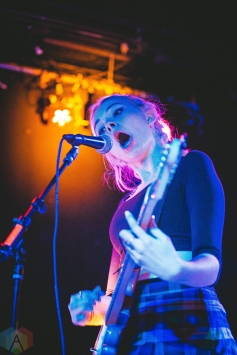 SEATTLE, WA - MARCH 21: The Regrettes perform at Chop Suey in Seattle on March 21, 2018. (Photo: Dan Hager/Aesthetic Magazine)
