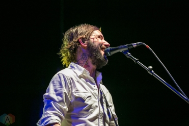 Charleston, NC - APRIL 22: Band of Horses performs at High Water Festival in Charleston, South Carolina on April 22, 2018. (Photo: Kari Terzino/Aesthetic Magazine)