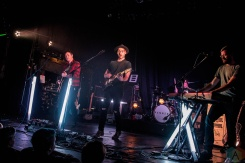 TORONTO, ON - APRIL 12: Banners performs at Phoenix Concert Theatre in Toronto on April 12, 2018. (Photo: Morgan Harris/Aesthetic Magazine)