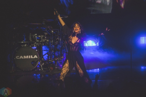 TORONTO, ON - APRIL 27: Camila Cabello performs at Sony Centre in Toronto on April 27, 2018. (Photo: Charito Yap/Aesthetic Magazine)
