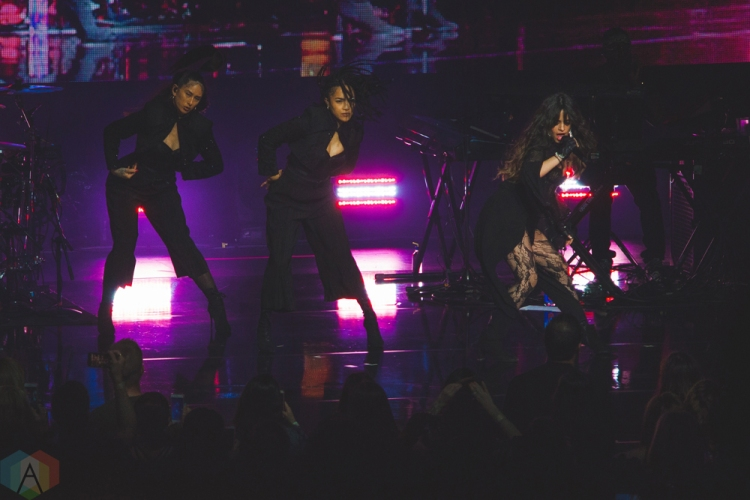 Toronto On April 27 Camila Cabello Performs At Sony Centre In