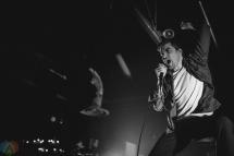 SACRAMENTO, CA - APRIL 06: Circa Survive performs at Ace of Spades in Sacramento, California on April 06, 2018. (Photo: Kyle Simmons/Aesthetic Magazine)