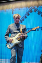 INDIO, CA - APRIL 21: David Byrne performs at Coachella at Empire Polo Club in Indio, California on April 21, 2018. (Photo: Mark Ostrom)