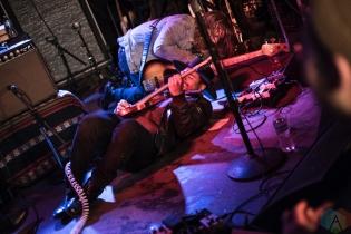 TORONTO, ON - APRIL 10: Devon Gilfillian performs at Horseshoe Tavern in Toronto on April 10, 2018. (Photo: Morgan Hotston/Aesthetic Magazine)