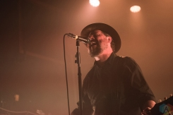 TORONTO, ON - APRIL 03: Drive-By Truckers performs at The Mod Club in Toronto on April 03, 2018. (Photo: Morgan Harris/Aesthetic Magazine)