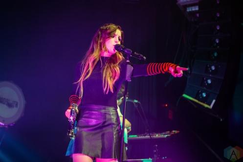 TORONTO, ON - APRIL 22: Echosmith performs at Phoenix Concert Theatre in Toronto on April 22, 2018. (Photo: Katrina Lat/Aesthetic Magazine)