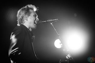 TORONTO, ON - APRIL 08: Franz Ferdinand performs at Rebel in Toronto on April 08, 2018. (Photo: Brendan Albert/Aesthetic Magazine)