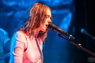 TORONTO, ON - APRIL 23: Kate Nash performs at The Mod Club in Toronto on April 23, 2018. (Photo: Katrina Lat/Aesthetic Magazine)