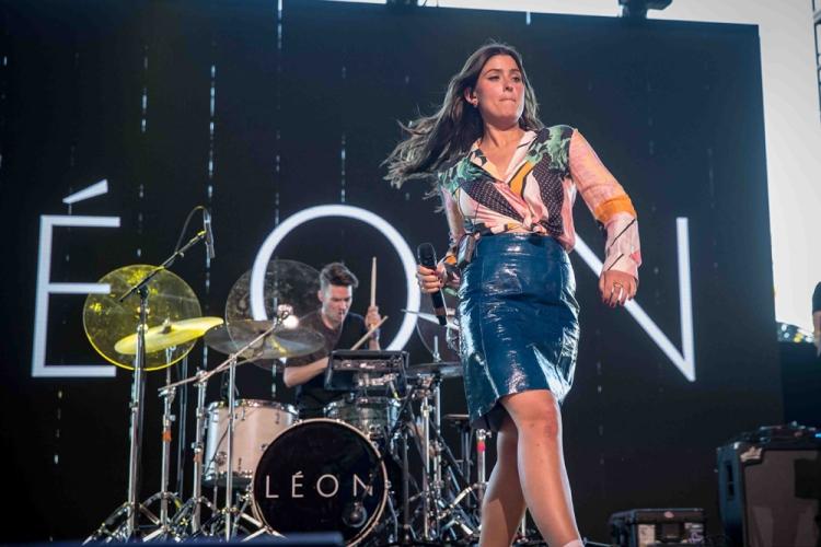 INDIO, CA - APRIL 20: Leon performs at Coachella at Empire Polo Club in Indio, California on April 20, 2018. (Photo: Mark Ostrom)