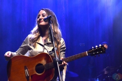 TORONTO, ON - APRIL 18: Margo Price performs at Danforth Music Hall in Toronto on April 18, 2018. (Photo: Patrick Bales/Aesthetic Magazine)
