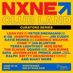 NXNE Announces 2018 Club LandCurators