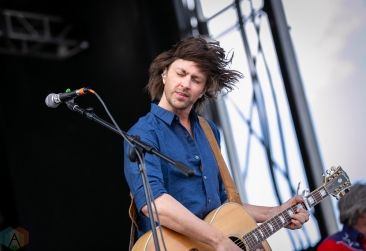 Charleston, NC - APRIL 21: Old 97s perform at High Water Festival in Charleston, South Carolina on April 21, 2018. (Photo: Kari Terzino/Aesthetic Magazine)