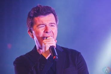 TORONTO, ON - APRIL 13: Rick Astley performs at The Opera House in Toronto on April 13, 2018. (Photo: Tyler Roberts/Aesthetic Magazine)