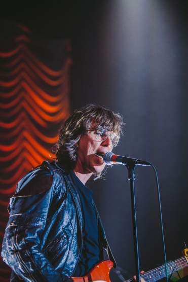VANCOUVER, BC - APRIL 20: Sloan performs at Imperial in Vancouver on April 20, 2018. (Photo: Ray Maichin/Aesthetic Magazine)