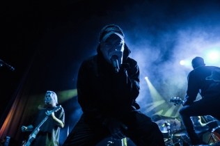 MANCHESTER, UK - APRIL 23: Sylar performs at O2 Ritz Manchester in Manchester, UK on April 23, 2018. (Photo: Harris Tomlinson-Spence/Aesthetic Magazine)
