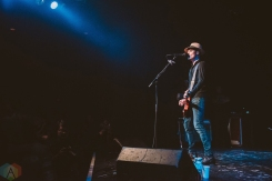 VANCOUVER, BC - APRIL 26: The Fratellis performs at Commodore Ballroom in Vancouver on April 26, 2018. (Photo: Tim Nguyen/Aesthetic Magazine)