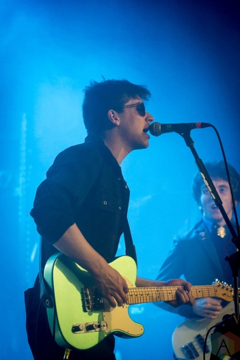 TORONTO, ON - MARCH 31: The Strypes perform at The Mod Club in Toronto on March 31, 2018. (Photo: Angelo Marchini/Aesthetic Magazine)