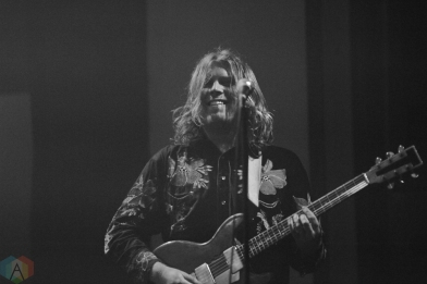 TORONTO, ON - APRIL 11: Ty Segall performs at Danforth Music Hall in Toronto on April 11, 2018. (Photo: Steve Danyleyko/Aesthetic Magazine)
