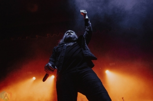 MANCHESTER, UK - APRIL 23: Wage War performs at O2 Ritz Manchester in Manchester, UK on April 23, 2018. (Photo: Harris Tomlinson-Spence/Aesthetic Magazine)