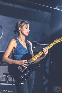 DETROIT, MI - MARCH 31: Wolf Alice performs at The Shelter on March 31, 2018. (Photo: Taylor Ohryn/Aesthetic Magazine)