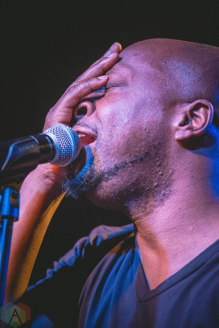 SEATTLE, WA - APRIL 21: Wyclef Jean performs at The Showbox in Seattle on April 21, 2018. (Photo: Daniel Hager/Aesthetic Magazine)
