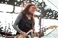 LAS VEGAS, NV – MAY 28: Against Me performs at Punk Rock Bowling in Las Vegas on May 28, 2018. (Photo: Meghan Lee/Aesthetic Magazine)