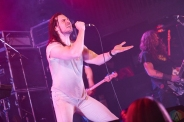 TORONTO, ON - MAY 16: Andrew WK performs at The Opera House in Toronto on May 16, 2018. (Photo: Morgan Harris/Aesthetic Magazine)