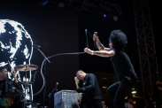 LAS VEGAS, NV – MAY 28: At The Drive In performs at Punk Rock Bowling in Las Vegas on May 28, 2018. (Photo: Meghan Lee/Aesthetic Magazine)