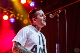 TORONTO, ON - MAY 26: Bayside performs at Phoenix Concert Theatre in Toronto on May 26, 2018. (Photo: Katrina Lat/Aesthetic Magazine)