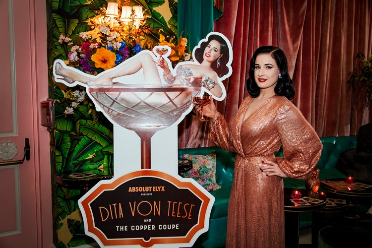39a2e6a7b9e Dita Von Teese. Kugel  I thought it was a relevant topic to discuss because  you ve spent so much time and energy cultivating this look