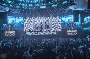 TORONTO, ON - MAY 11: DVBBS performs at iHeartRadio FanFest in Toronto on May 11, 2018. (Photo: Nicole De Khors/Aesthetic Magazine)
