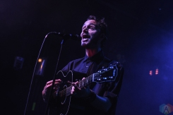 NEW YORK, NY - MAY 15: Editors performs at Irving Plaza in New York City on May 15, 2018. (Photo: Al Mannarino/Aesthetic Magazine)