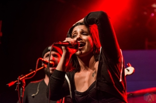 TORONTO, ON - MAY 03: Falling Through April perform at Phoenix Concert Theatre in Toronto on May 03, 2018. (Photo: Tyler Roberts/Aesthetic Magazine)