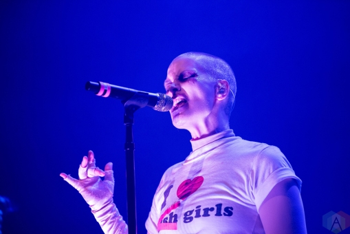 MONTREAL, QC - MAY 16: Fever Ray performs at MTELUS in Montreal on May 16, 2018. (Photo: Geoffrey Bernad/Aesthetic Magazine)