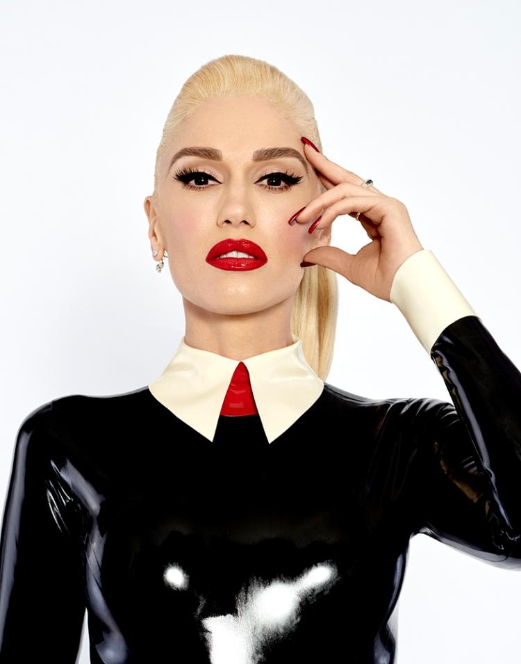 Gwen Stefani. (Photo: Yu Tsai)