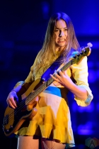 TORONTO, ON - MAY 07: Haim performs at Massey Hall in Toronto on May 07, 2018. (Photo: Julian Avram/Aesthetic Magazine)