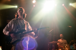 TORONTO, ON - MAY 15: Houndmouth performs at The Mod Club in Toronto on May 15, 2018. (Photo: Anthony Smith/Aesthetic Magazine)