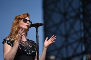 TORONTO, ON - MAY 26: Jenn Grant performs at CBC Music Festival at Echo Beach in Toronto on May 26, 2018. (Photo: Jaime Espinoza/Aesthetic Magazine)